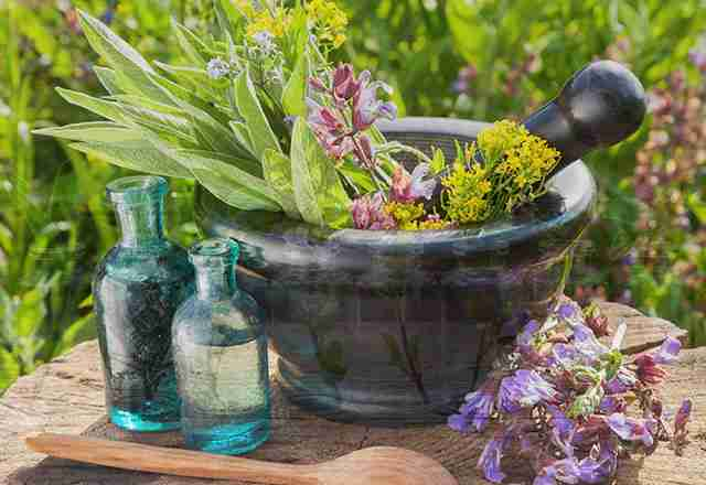Aromatherapy course for personal care