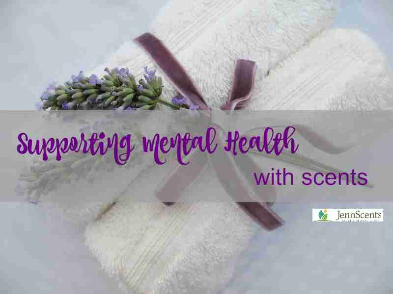 5 Essential Oils to Support Mental Health