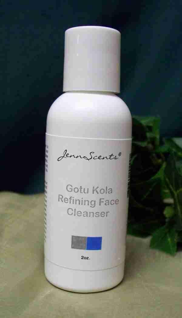 Gotu Kola Refining Face Cleanser