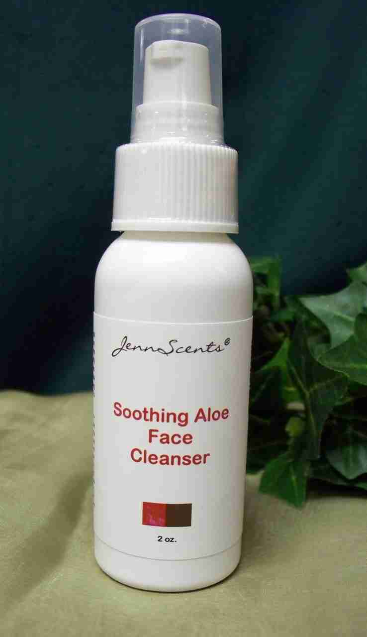 Soothing Aloe Face Cleanser