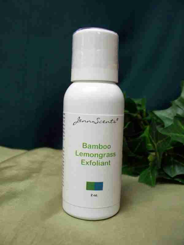 Bamboo Lemongrass Exfoliant