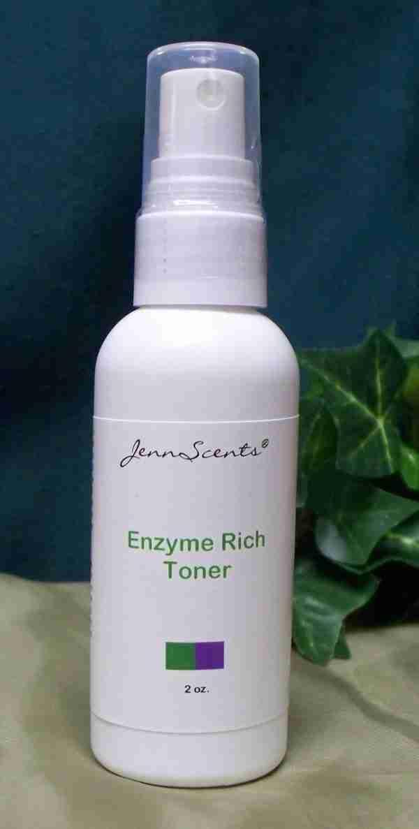 Enzyme Rich Toner