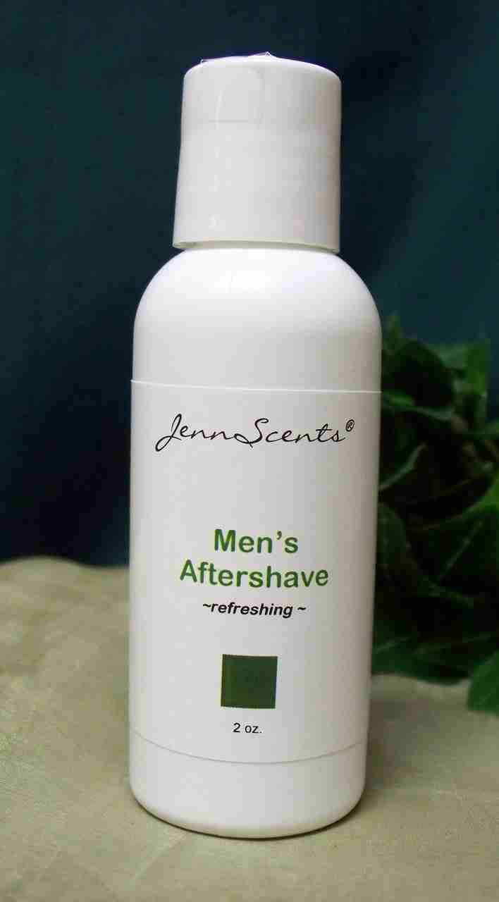 JennScents Refreshing Aftershave