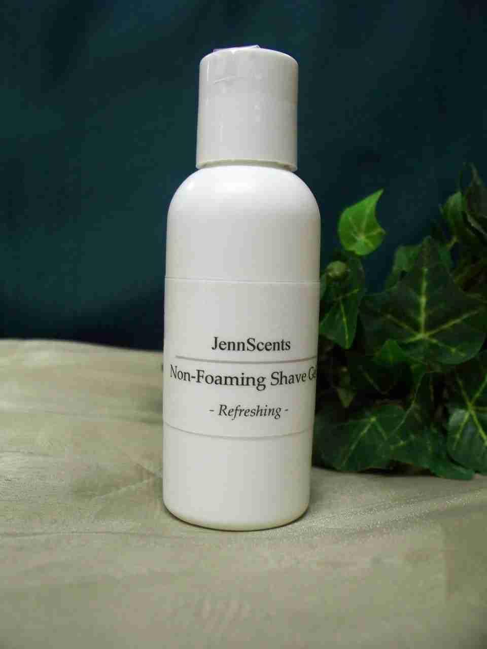 Non-Foam Shaving Gel