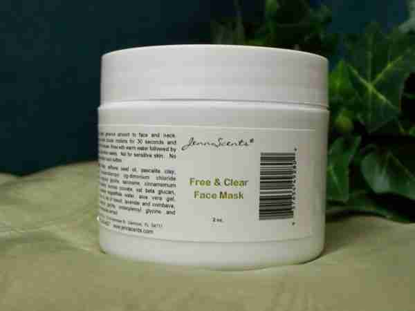 Free & Clear Face Mask