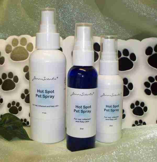 Pet Hot Spot Spray