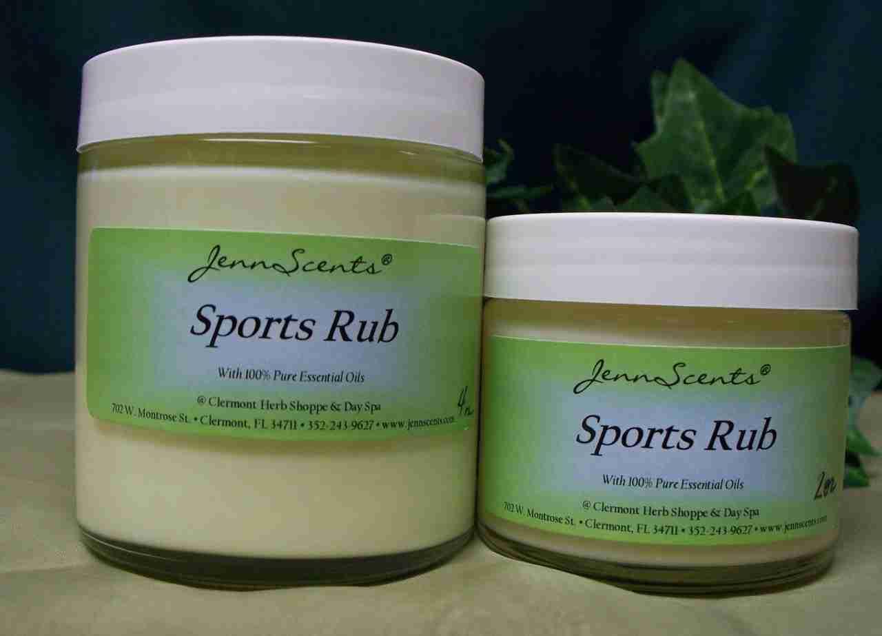 Sports Rub