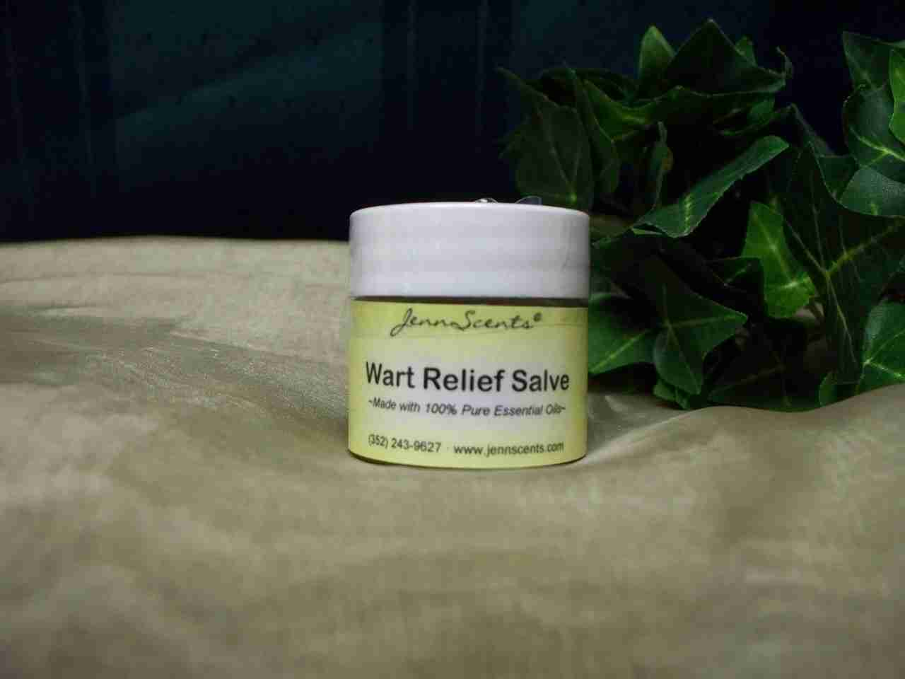 Wart Relief Salve
