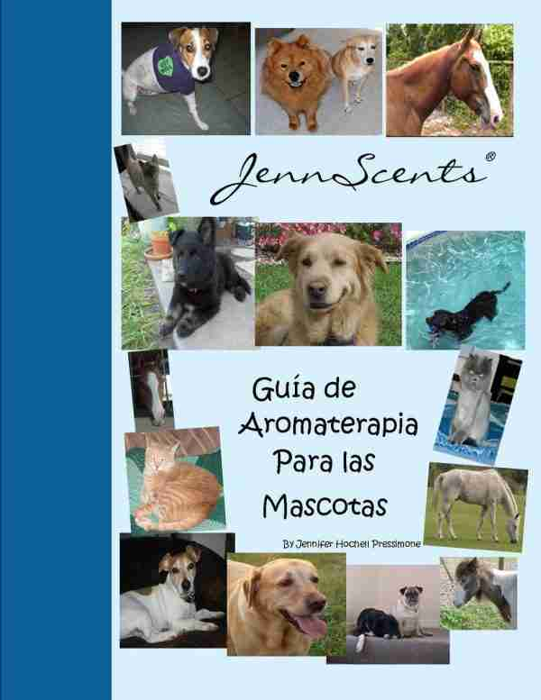 Aromatherapy Guide for Pets - Spanish