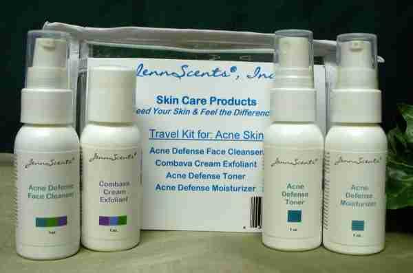 Acne Defense Skin Care Kit