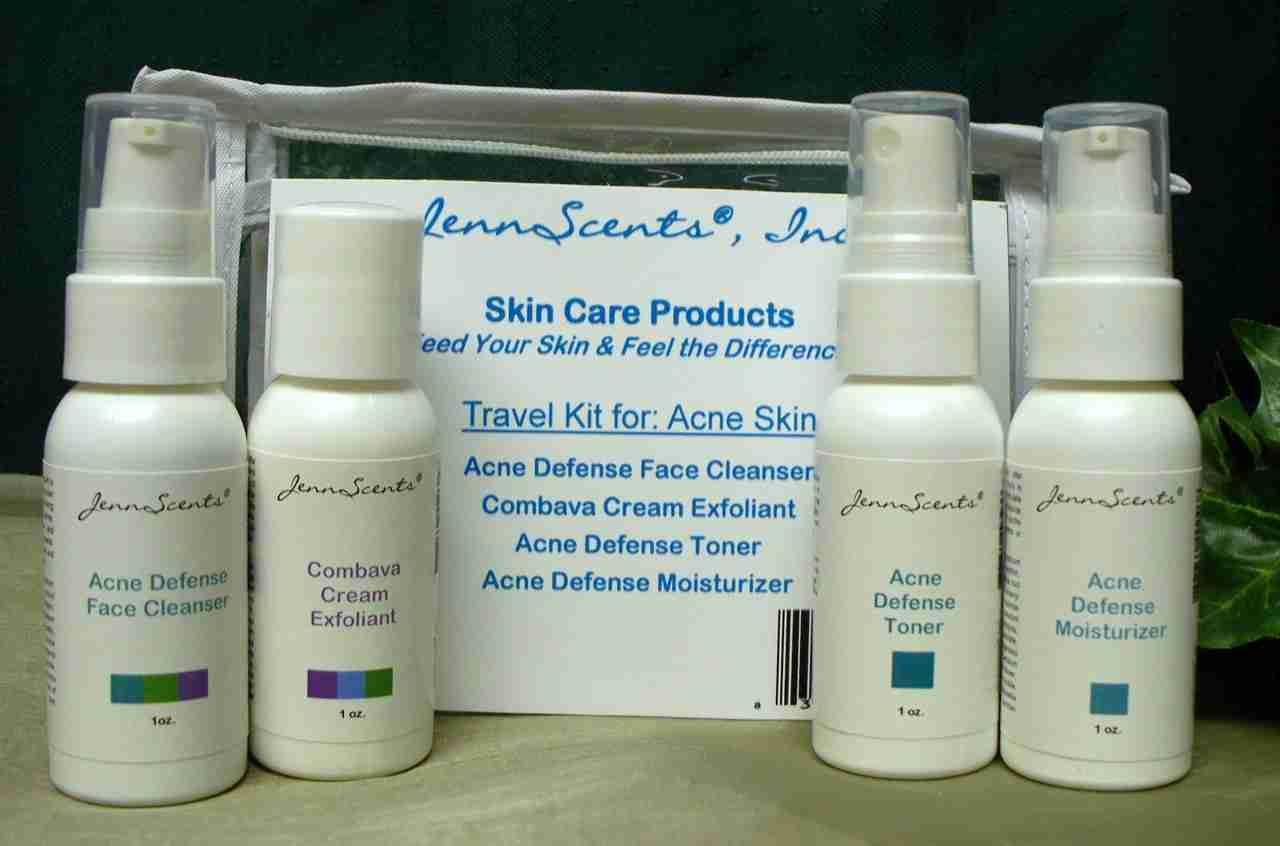 Acne Defense Skin Care Kit
