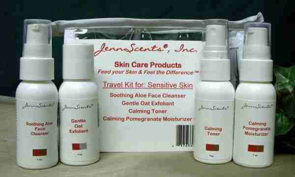 Sensitive Skin Care Kit