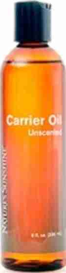 Unscented Carrier Oil