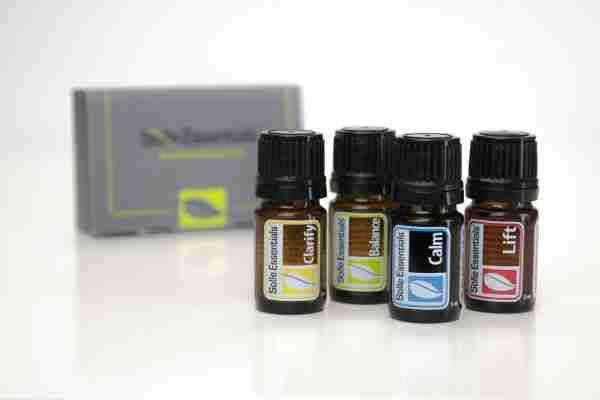 Solle Essentials 4-pack Essential Oil Blends