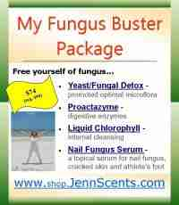 Fungus Buster Package