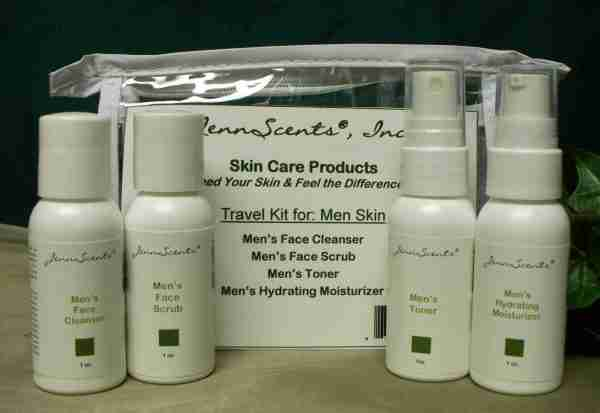 Men's Skin Care Kit
