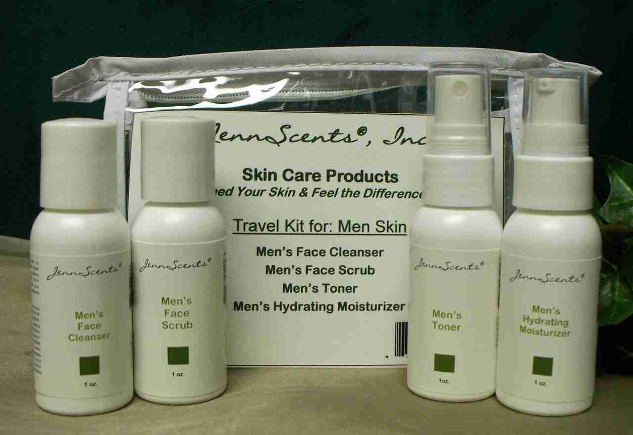 Men's Skin Care Kit