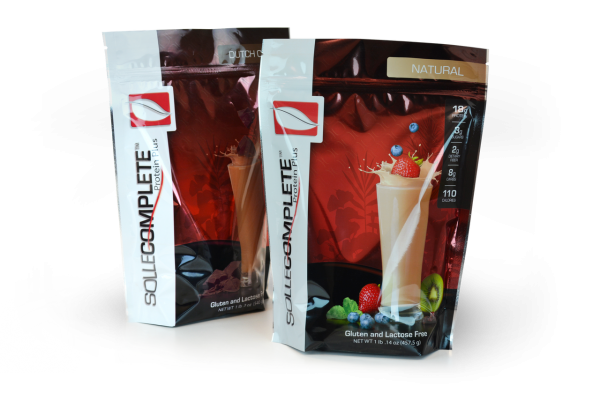 Solle Complete Protein Powder - Chocolate
