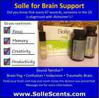 Solle Brain Health Package