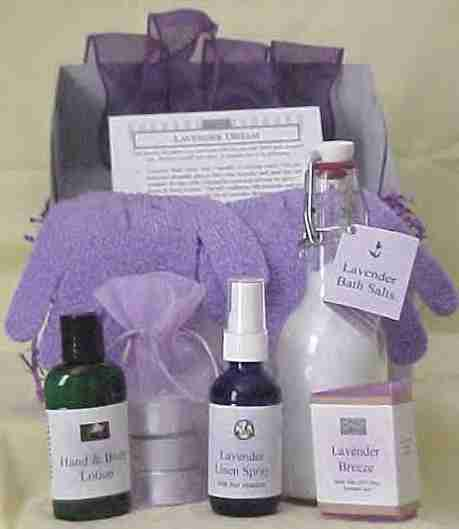 Lavender Dream Gift Box