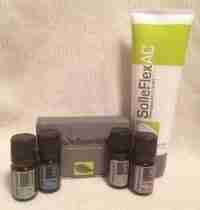 Spa Essential Oil & Cream Set