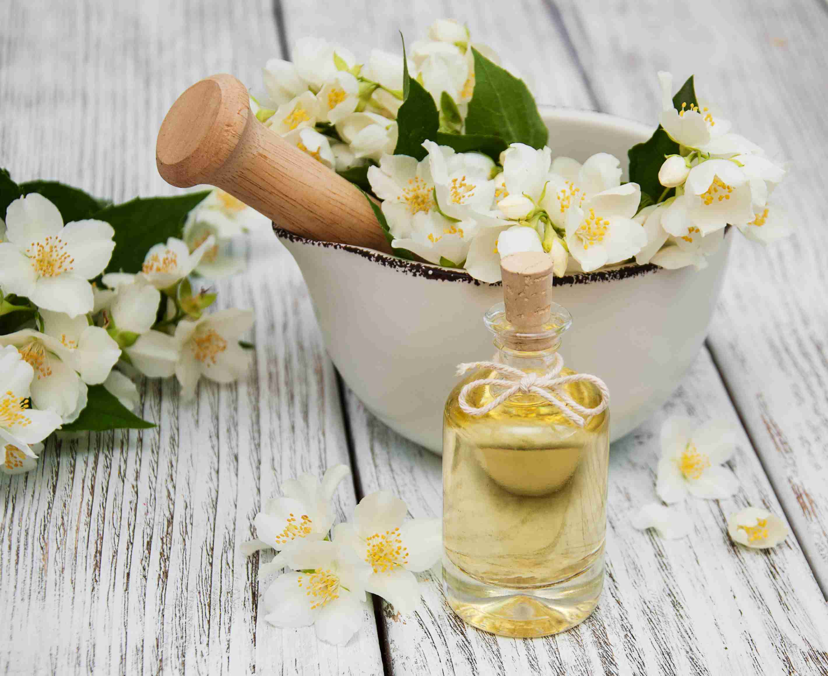Jasmine-The Mama Bear Essential Oil Personality