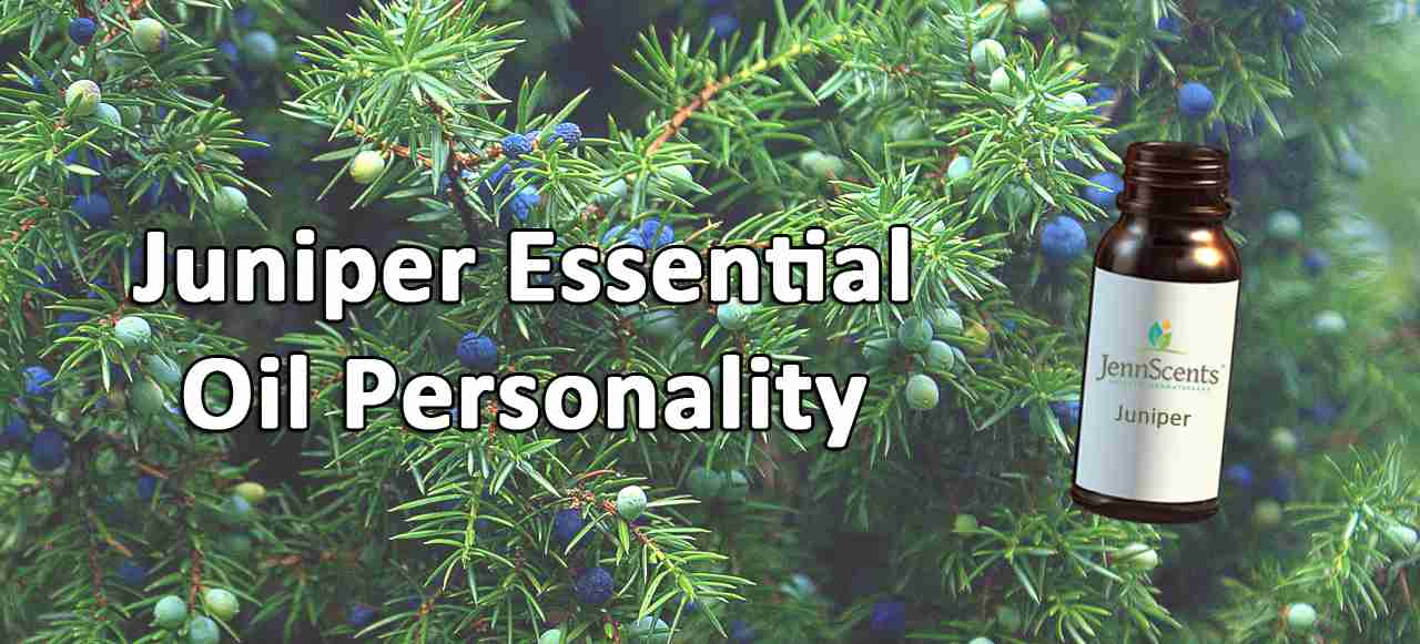 Juniper Essential Oil Personality