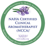 NAHA Certified Clinical Aromatherapist
