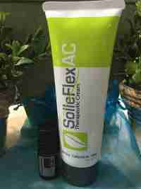 Solle FlexAC Cream and Clarify Essential Oil Gift Set