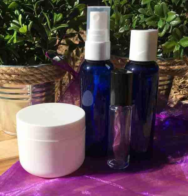 Blending Bottle Kit