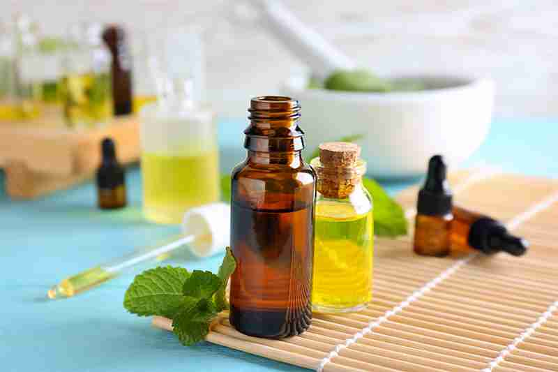 essential oil scent formulation