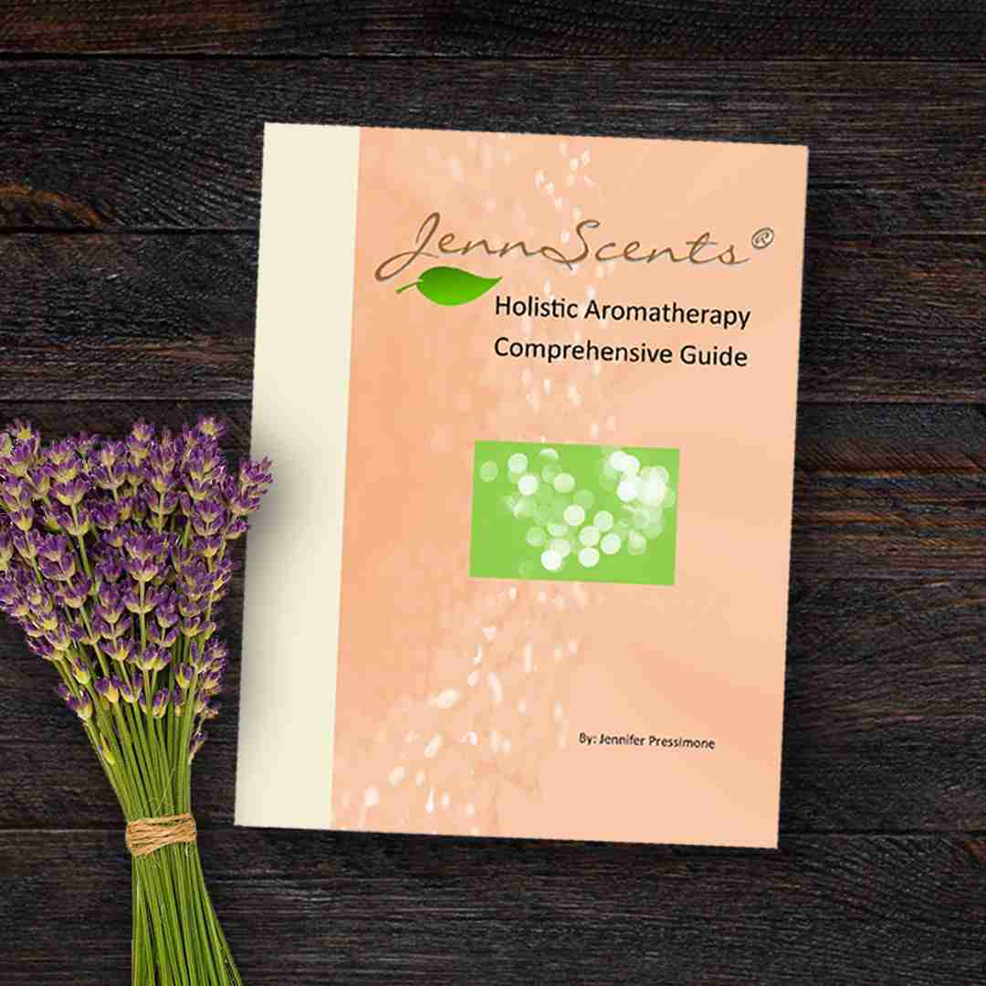 JennScents Holistic Aromatherapy Comprehensive Guide Book Review: Through the Eyes of a Student