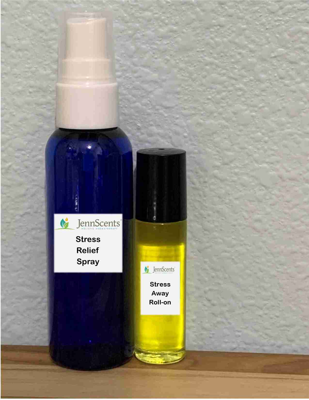 stress relief Aromatherapy Gift Set   JennScents
