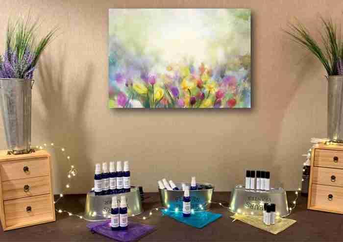 aromatherapy make/take party