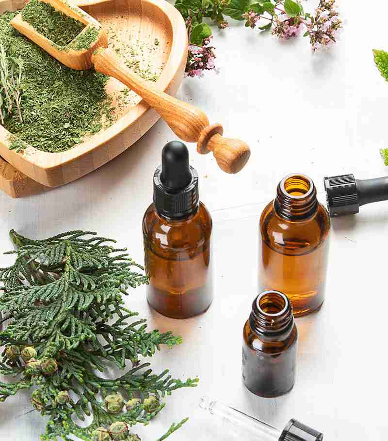Clinical aromatherapy certification