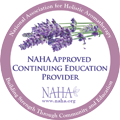 NAHA approved CE provider